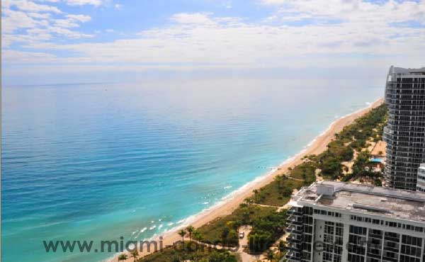 One Bal Harbour Southeast View