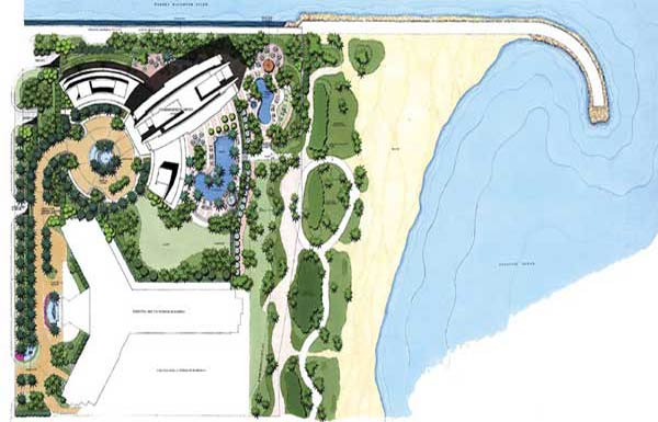 One Bal Harbour Siteplan