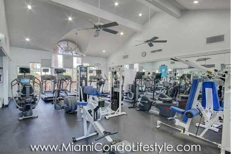 One Island Place Fitness Center