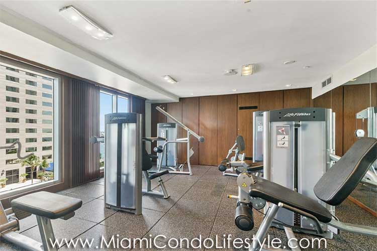 One Miami Fitness Center