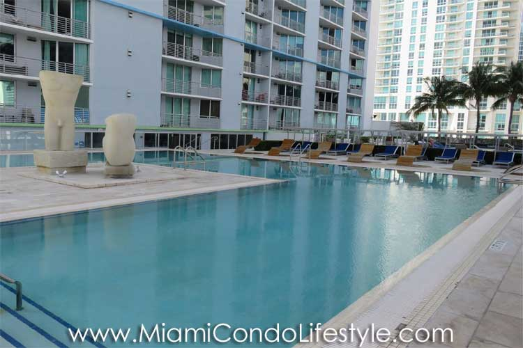 One Miami Pool