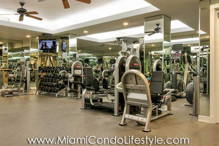 Palace at Bal Harbour Fitness Center