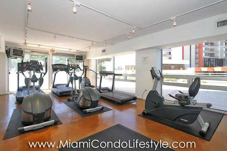 Palace on Brickell Fitness Center