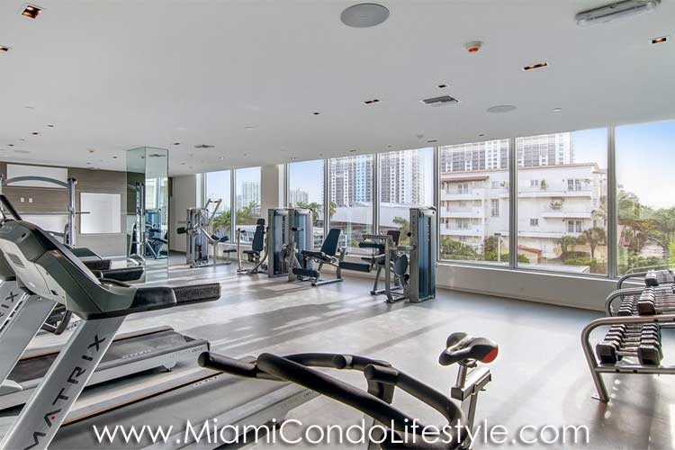 Palau Sunset Harbor Fitness Center