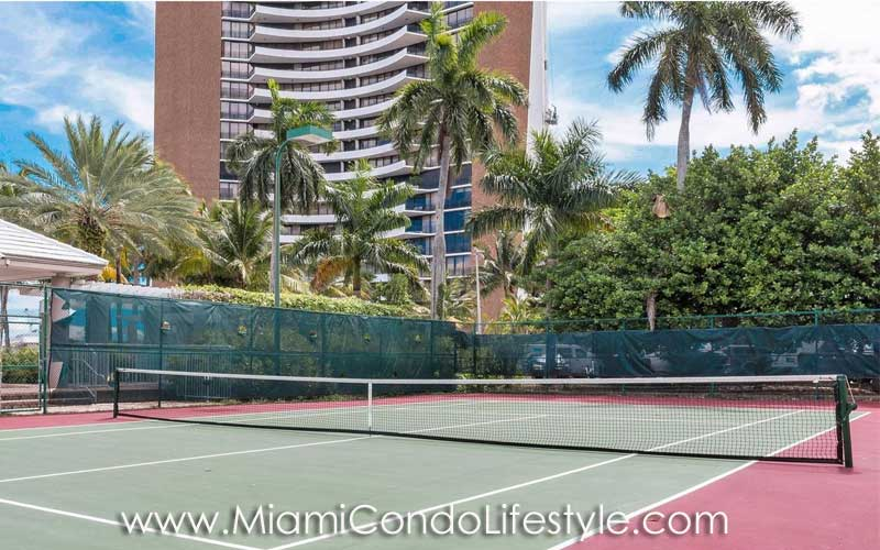 Palm Bay Towers Tennis