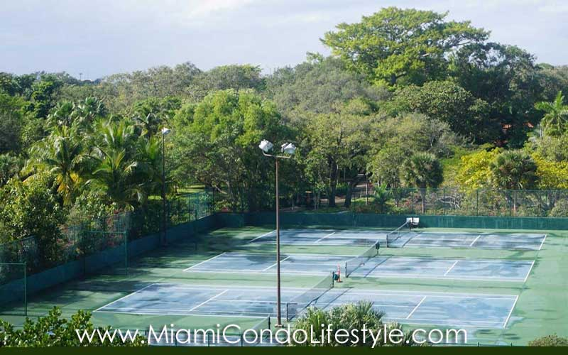 Palm Bay Yacht Club Tennis