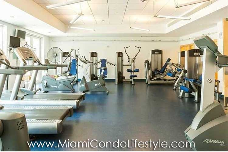 Parc at Turnberry Fitness Center