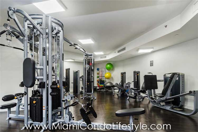 Parc Central South Fitness Center
