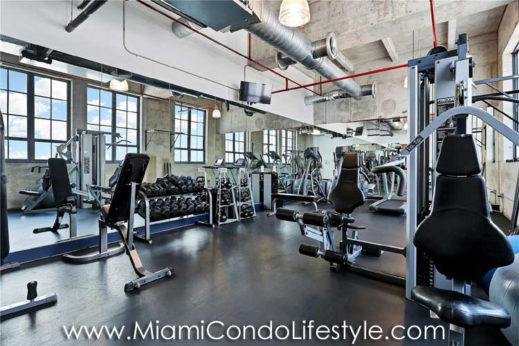 Parc Lofts Fitness Center