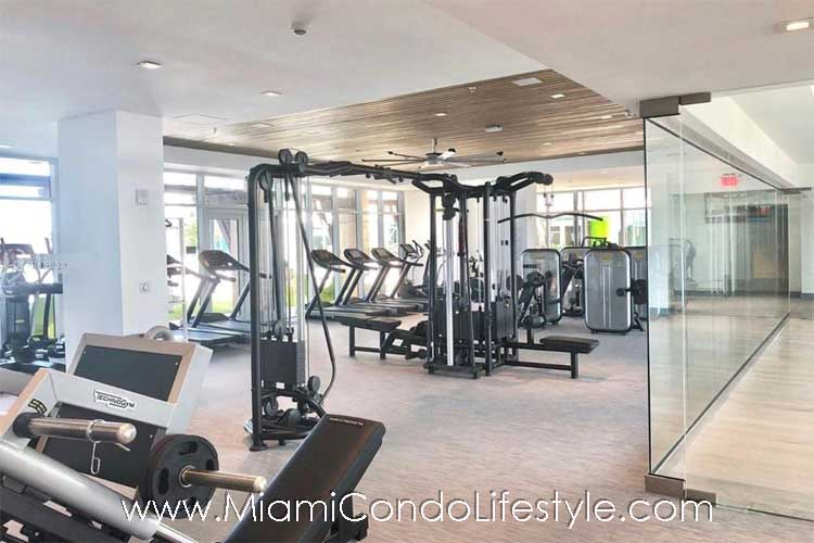 Parque Towers Fitness Center