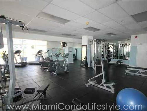 Pavilion Fitness Center