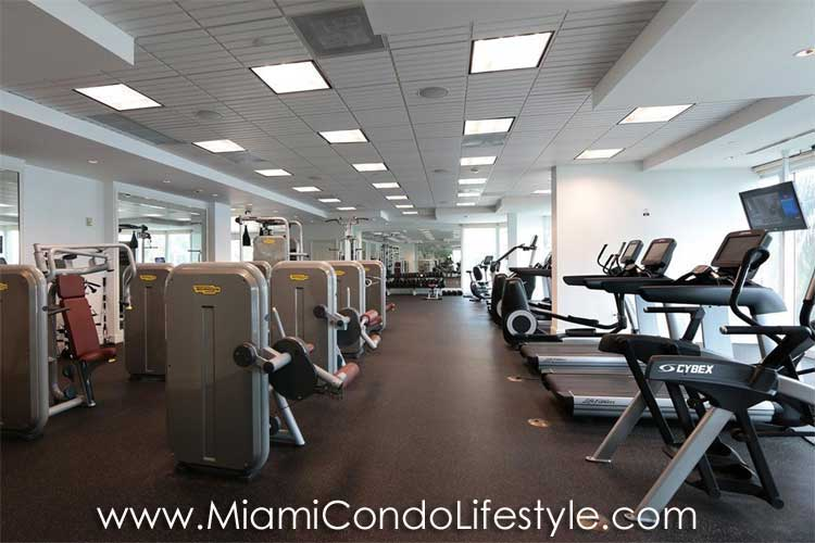 Peninsula II Fitness Center