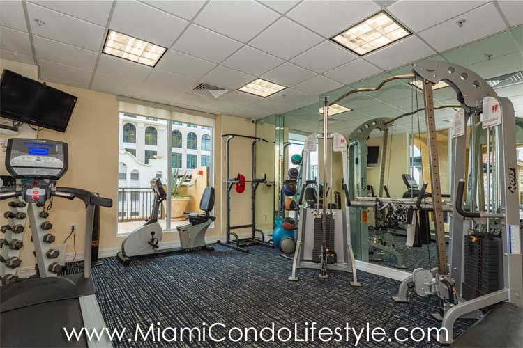 Ponce de Leon Fitness Center