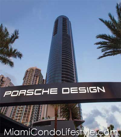 Porsche Design Tower, 18555 Collins Avenue, Sunny Isles, Florida, 33160