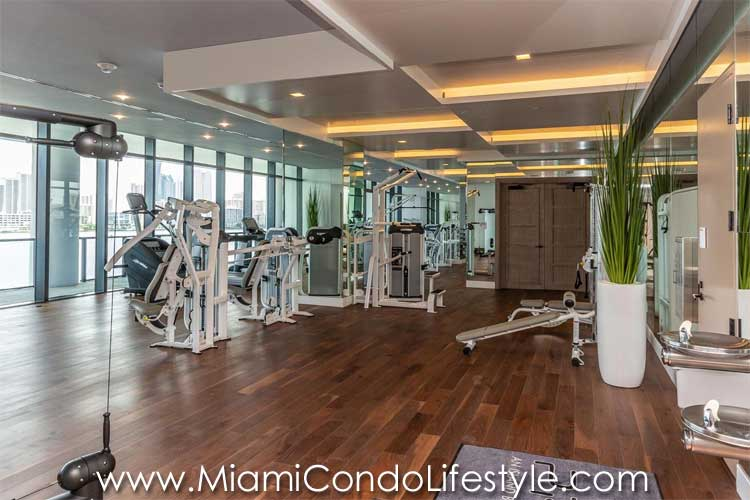 Prive Island Fitness Center