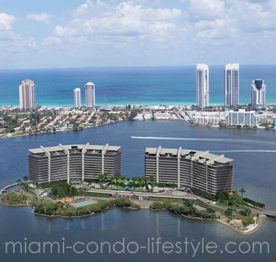 Prive Island, 5000 & 5500 Island Estates Blvd, Aventura , Florida, 33160