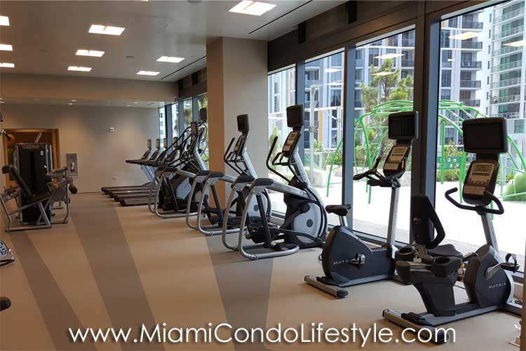 REACH Brickell City Center Fitness Center