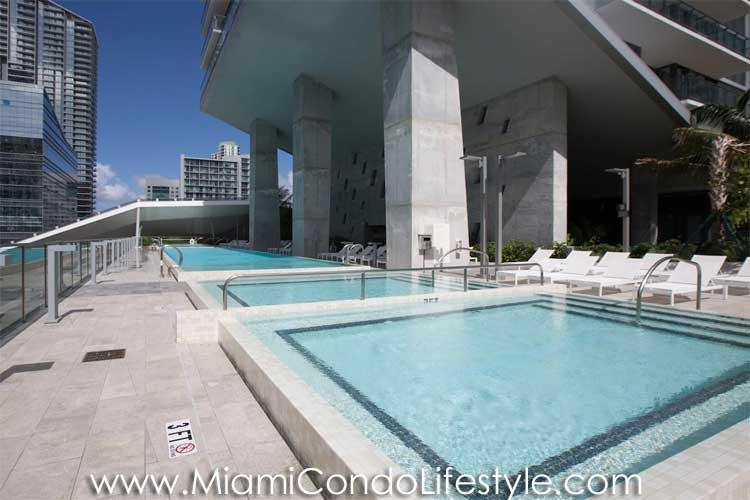 REACH Brickell City Center Pool