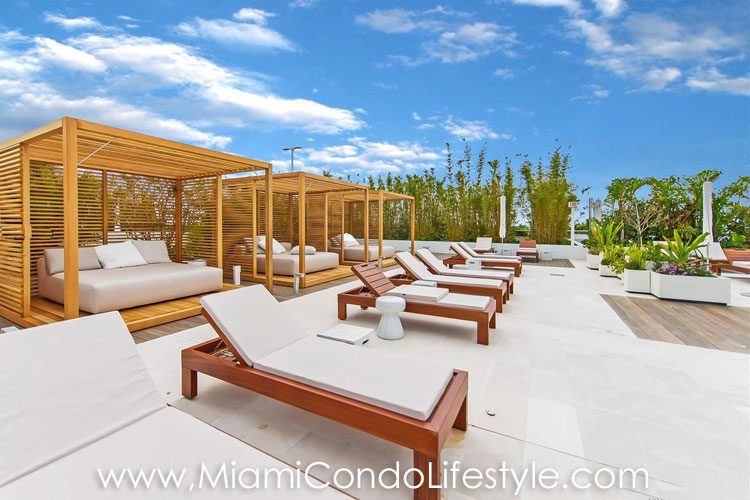 Ritz Carlton Miami Beach Deck