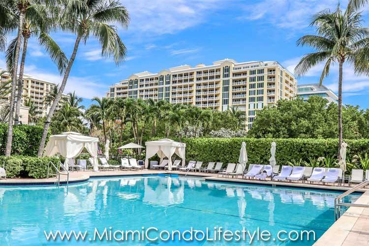 Ritz Carlton Key Biscayne Residences Piscina