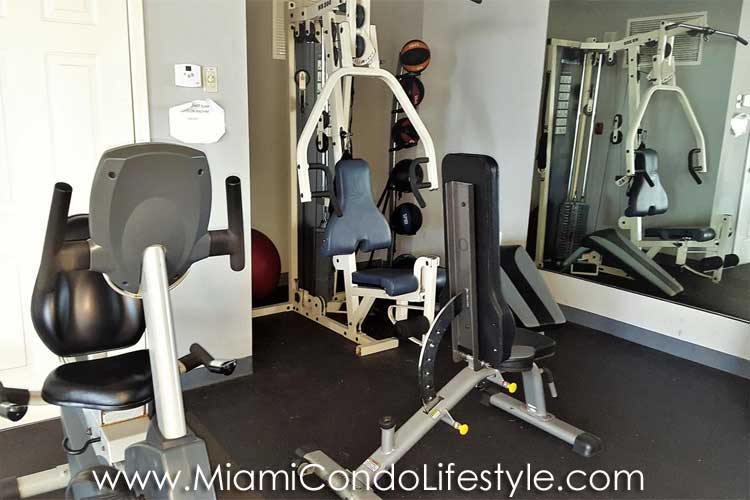 Sail on Brickell Fitness Center