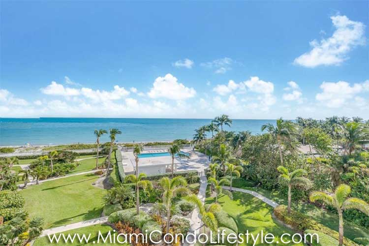 Sands of Key Biscayne View