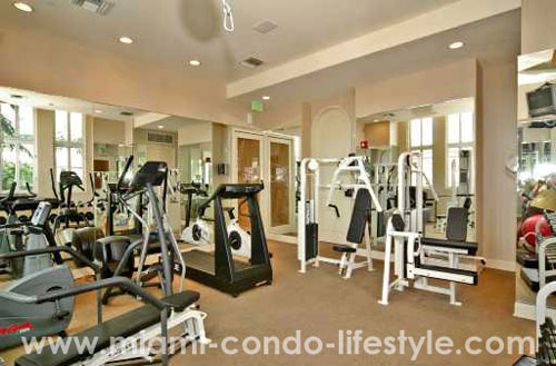 Segovia Tower Fitness Center