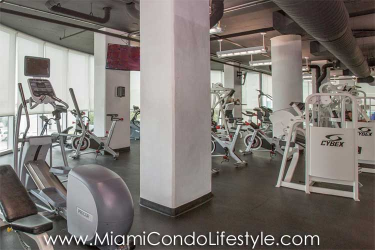 Skyline on Brickell Fitness Center