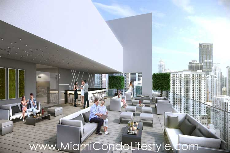SMART Brickell Deck