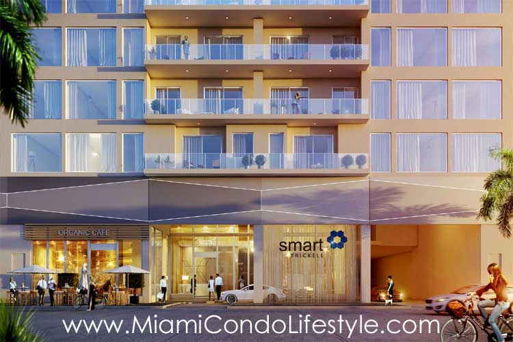 SMART Brickell Entry
