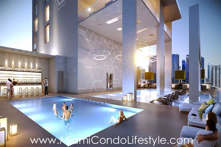 SMART Brickell Pool