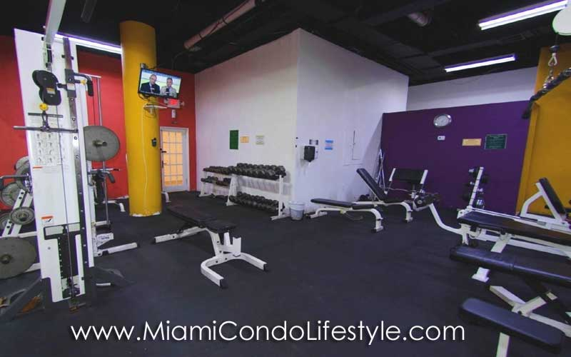 South Bay Club Gimnasio