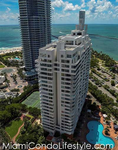 South Pointe Tower, 400 S Pointe Drive, Miami Beach, Florida, 33139