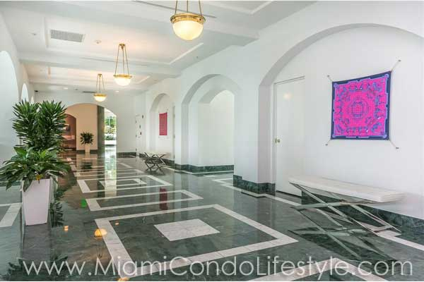 St Louis Brickell Key Lobby