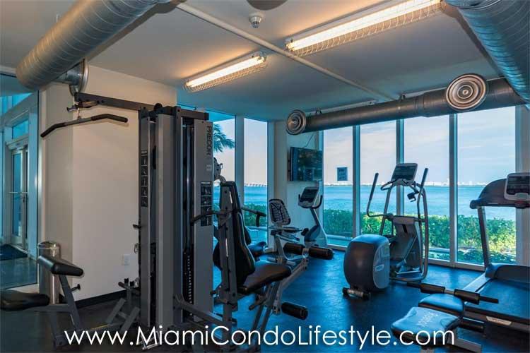 Star Lofts Fitness Center