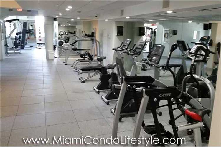One Tequesta Point Fitness Center
