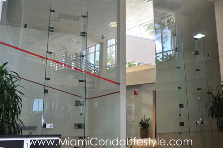 Two Tequesta Point Racquetball Court
