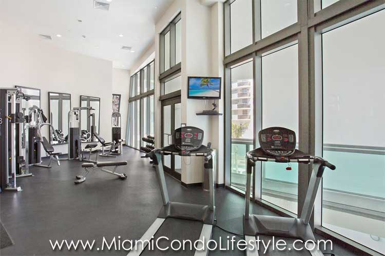 Terra Beachside Villas Fitness Center