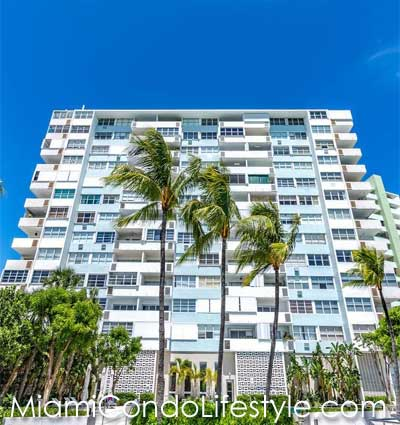 Terrace Towers, 3 Island Avenue, Miami Beach, Florida, 33139