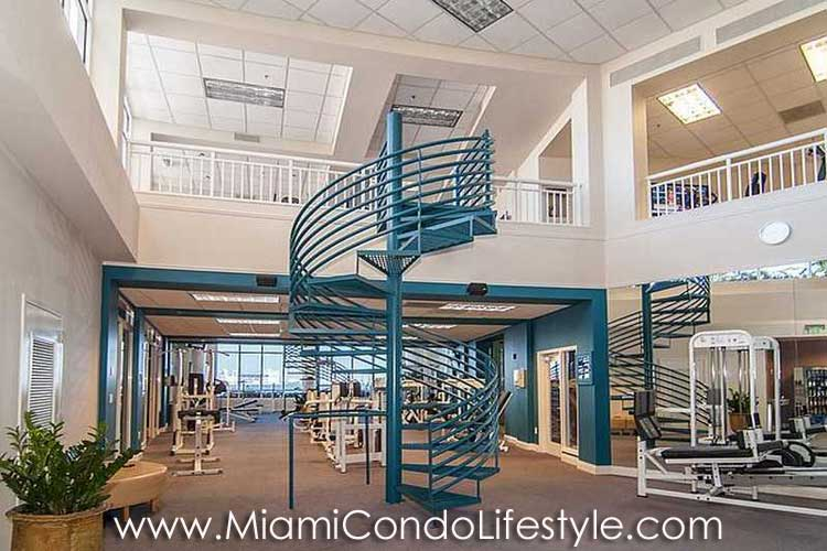 Three Tequesta Point Gimnasio