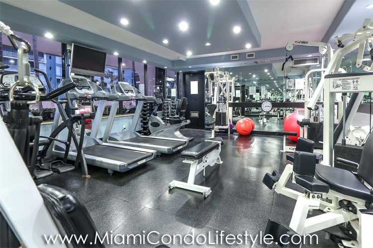 Tiffany Fitness Center