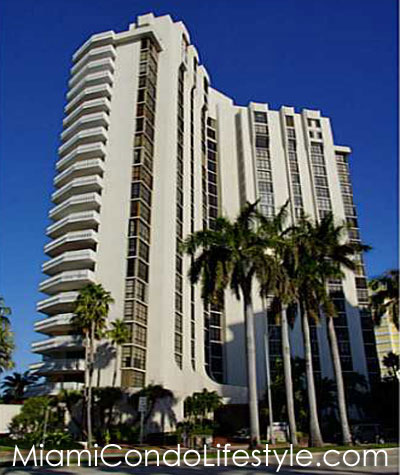 Tower House, 5500 Collins Avenue, Miami Beach, Florida, 33140