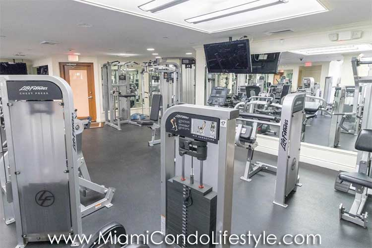 Towers of Key Biscayne Fitness Center