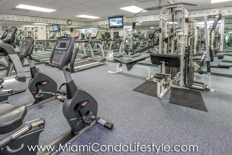 Triton Towers Fitness Center