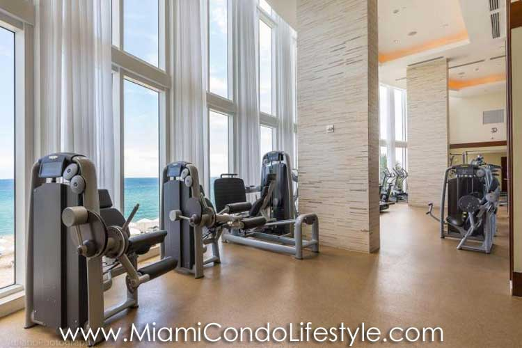 Trump Towers One Fitness Center
