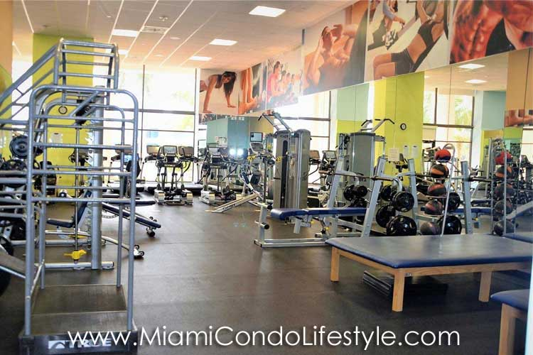Turnberry Isle South Fitness Center