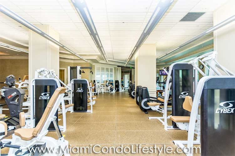 Turnberry Ocean Colony Fitness Center
