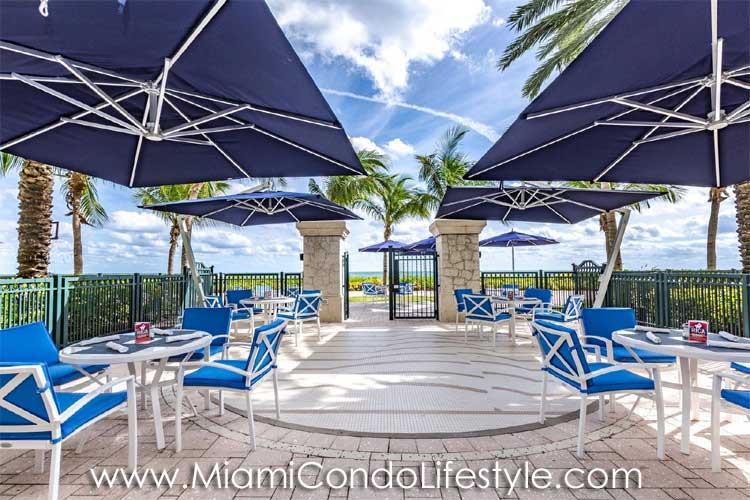 Turnberry Ocean Colony Patio