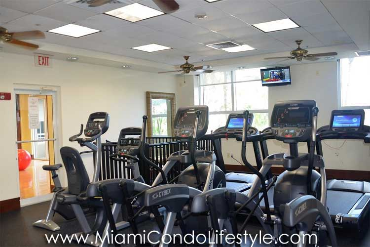 Turnberry on the Green Fitness Center