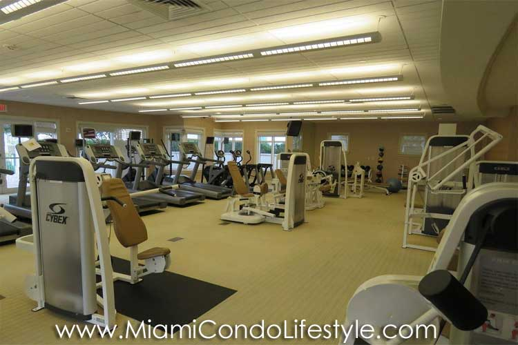 Turnberry Village Fitness Center